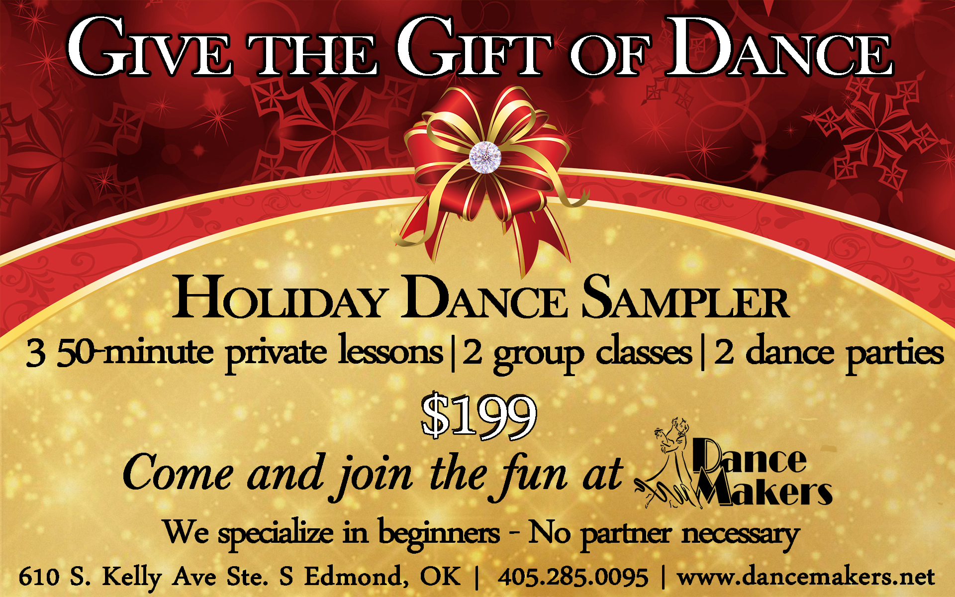 Holiday Dance Sampler